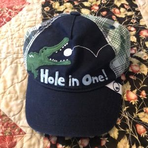 Hole in one hat